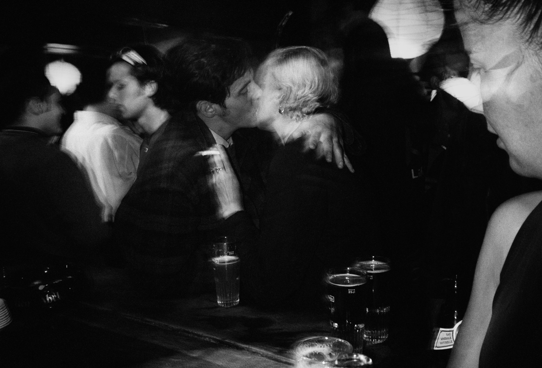 Bar Polly Magoo Kiss, Paris