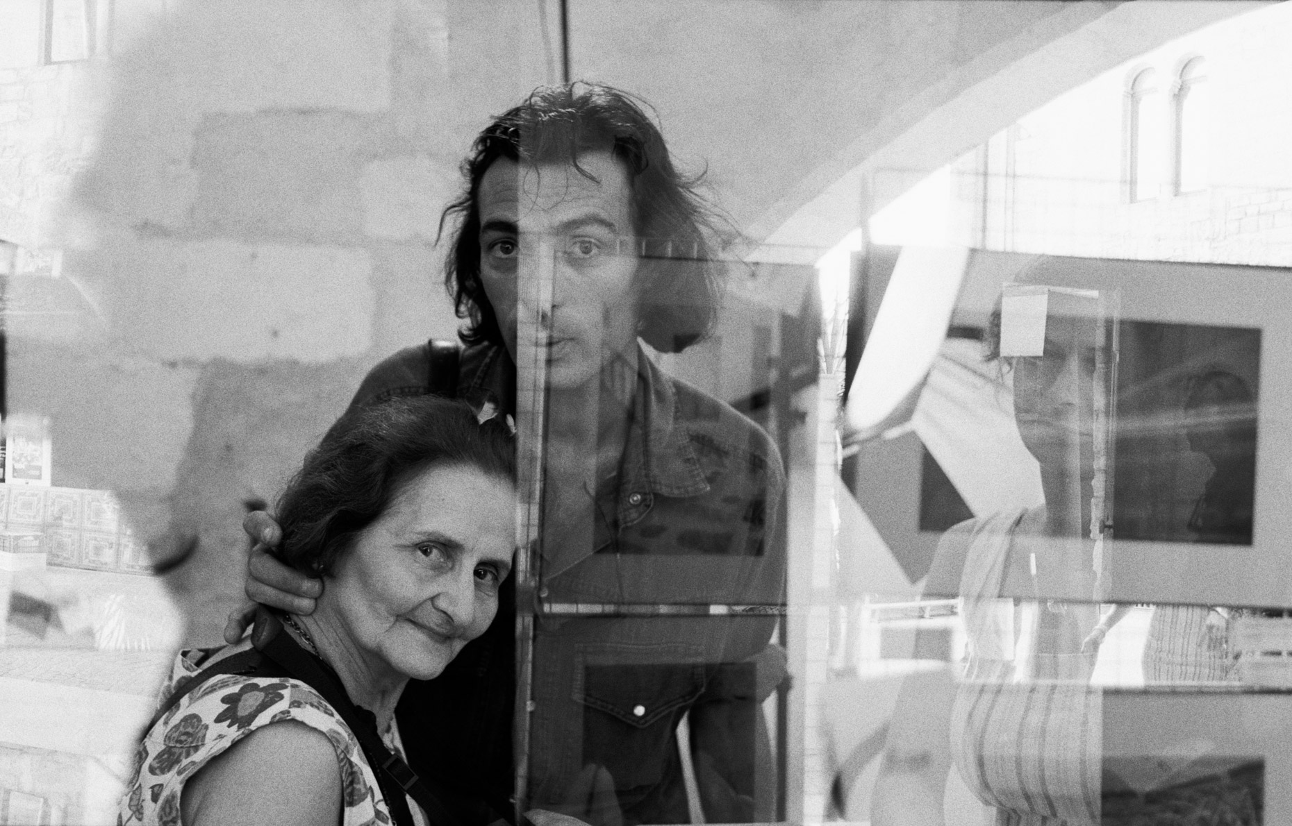 Yvette Troispoux and Pierre Vallet, Arles
