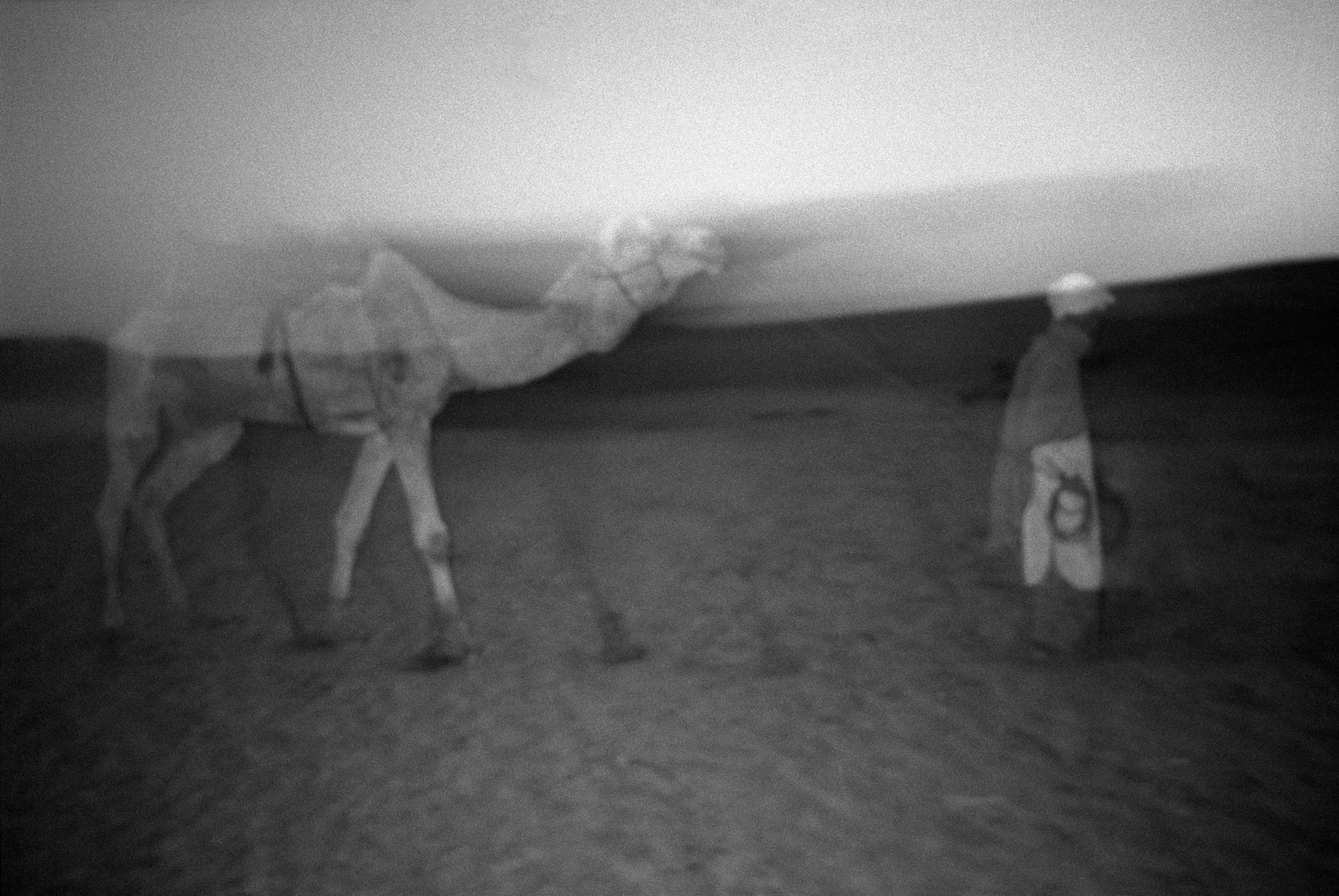 Ghosts of the Desert, near Jaisalmer