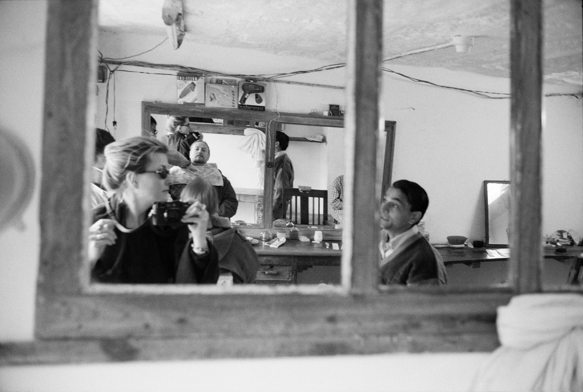 Barber Shop, Jaisalmer